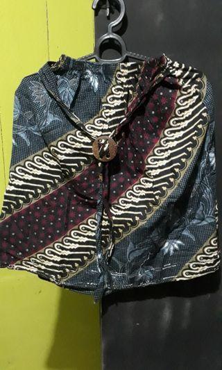 Rok batik beli ngk prn di pke ,pke sx .