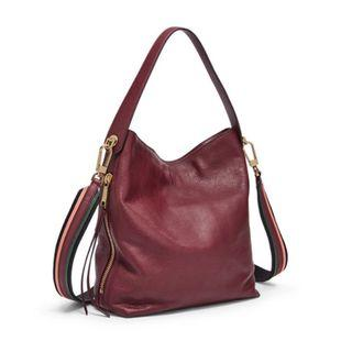 Fossil Maya Hobo Cabernet ZB7285P