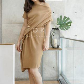 Norah Dress Brown