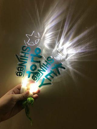 SHINee 民製手燈 Onew Key $40 each