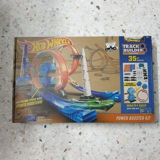 Track builder system power booster kit hotwheels