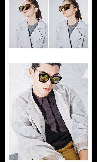 Lapiz Sensible Mirror Sunglasses