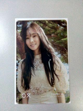 [WTS] GFRIEND YUJU TRANSPARENT PC