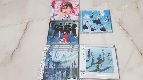 Japanese idol: AKB48 HKT48 Keyakizaka46 CD