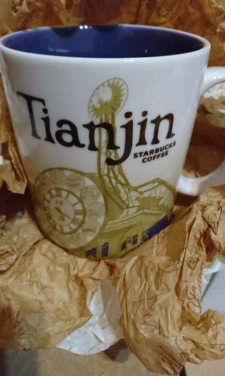 天津星巴克城市馬克杯