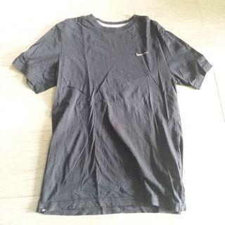 NIKE Athletic Dept size m black t-shirt