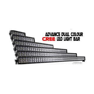 CreeAdvance Dual Colour LED Light Bar (15inch)