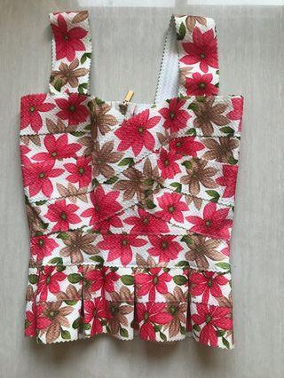 Flower top( very cute ❤️)
