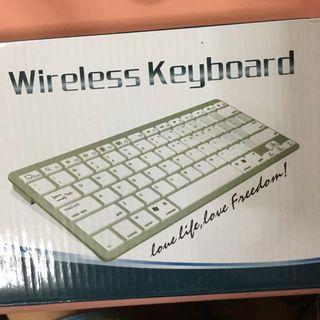 🚚 Sleek Bluetooth Wireless Keyboard