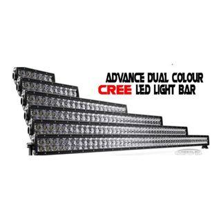 (31inch) CreeAdvance Dual Colour LED Light Bar