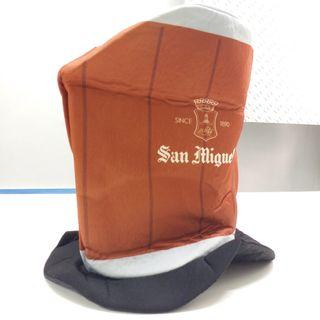 SAN MIGUEL beer hat