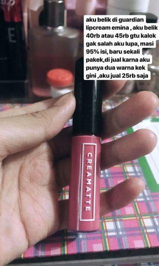 Lip Cream Emina
