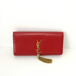 Authentic Saint Laurent Clutch