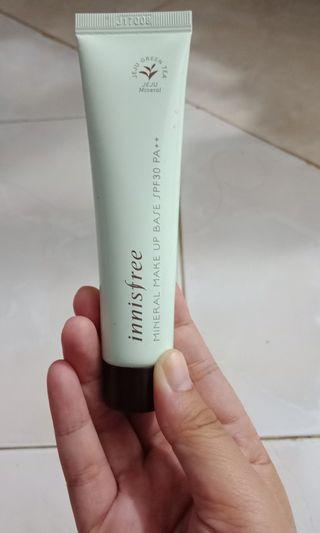 Mineral makeup base SPF30 PA++ (PRELOVED)