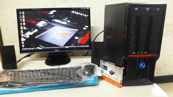 PACKAGE DESKTOP PC
