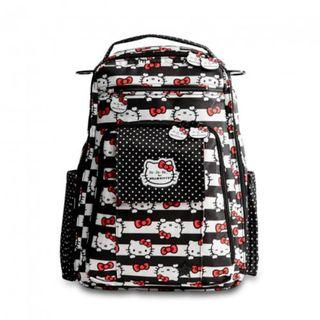 Jujube Be Right Back - Hello Kitty Dots & Stripes Backpack