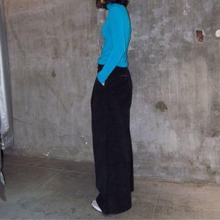 🚚 直條絨(燈芯絨) 寬褲