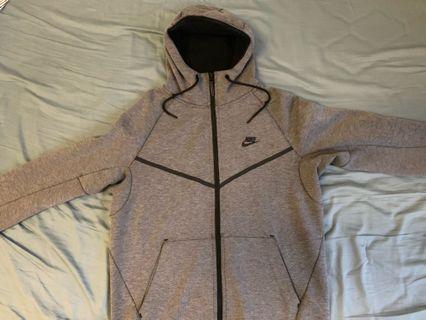 Nike 外套灰色