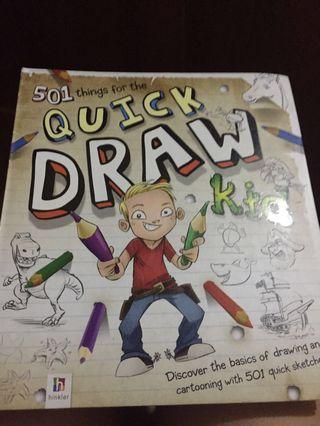 Basics of Drawing Binder