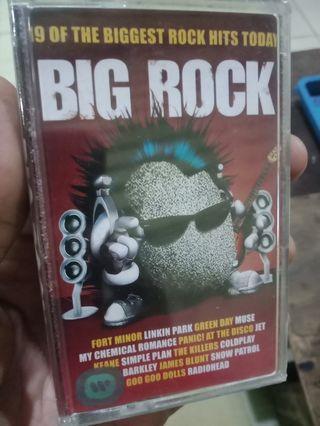 Segel kaset pita Big Rock