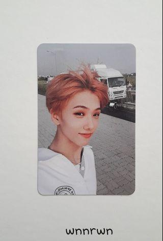 [WTS] Jisung We Go Up OFFICIAL PC