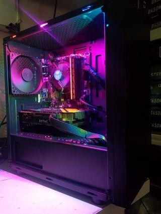 Custom Gaming PC (Intel i7-8700 with GTX1070 8GB)