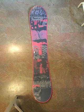 Head snowboard 海德滑雪板 159cm