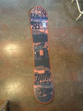 Head snowboard 海德滑雪板 158cm