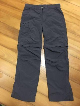 Kids Vaude Hiking Trousers
