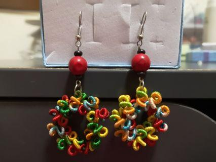 🚚 Chinese New year tradition earrings