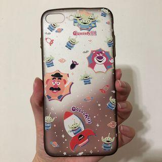 玩具總動員iphone 8 plus 手機軟殼