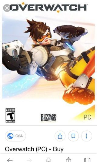 Overwatch Origins Edition PC, Toys & Games, Video Gaming