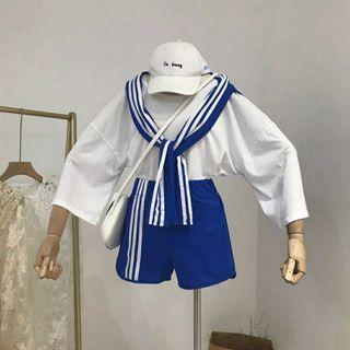 🚚 韓版超值三件式休閒運動套装