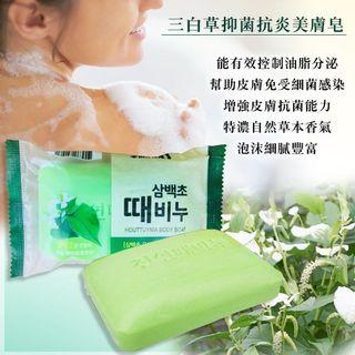 🚚 韓國三白草抑菌抗炎美膚皂🧼$60
