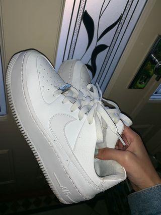 Nike Air Force 1 Sage White