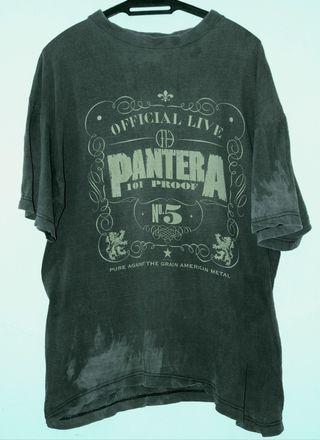 Pantera 101 proof official Live 1997
