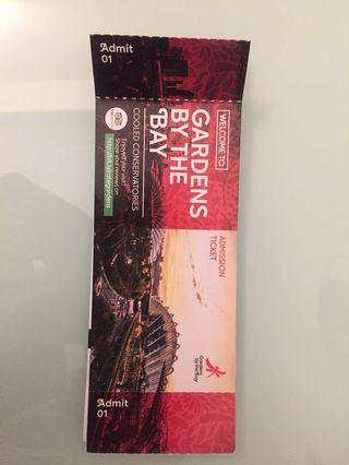 Gardens by the Bay - OCBC Skyway (5 tickets)