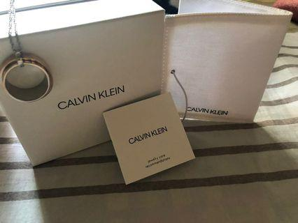 Calvin Klein Unite Necklace
