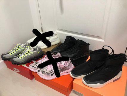 Nike, Jordan
