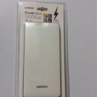 "new, original ""mini so"" power bank, very good quality"