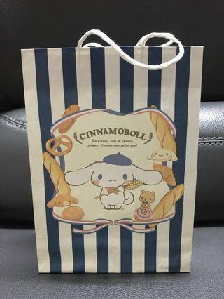 Cinamoroll 玉桂狗紙袋
