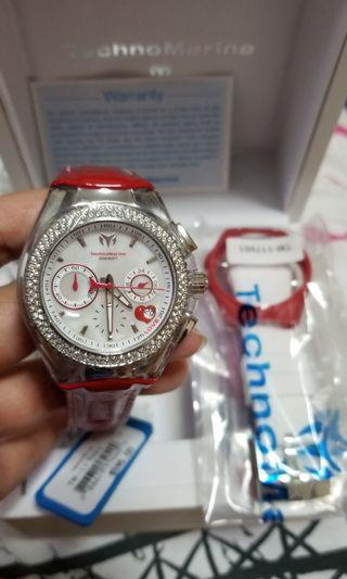 🚚 Technomarine Valentine watch