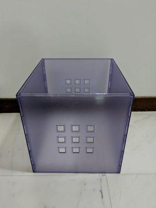 Kallax lekman purple box