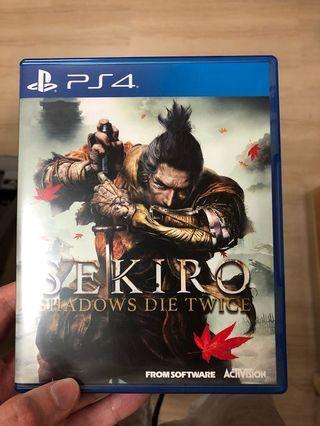 Sekiro :shadows die twice
