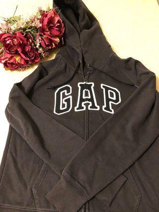 GAP黑色運動外套(正品)