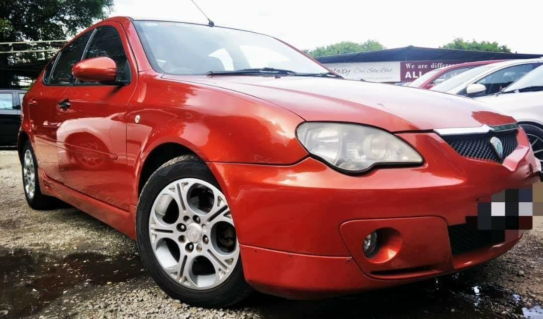 2004 Proton GEN-2 1.6 (M) dp 990 loan kedai kereta