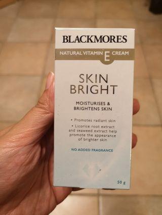 🚚 Blackmores Skin Bright Natural Vitamin E Cream 50h
