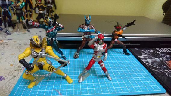 HG Kamen Rider