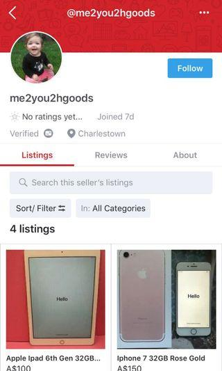 DO NOT BUY OFF THIS PERSON
