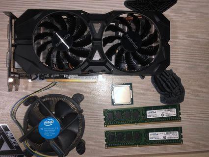 4460+gtx960+ddr3 4gbx2 RAM